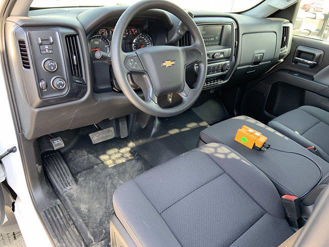 2021 Chevrolet Silverado 4500 Regular Cab DRW 4x4, Dump Body #21C218 - photo 5