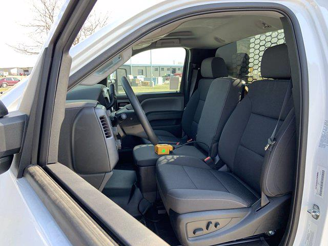 2021 Chevrolet Silverado 4500 Regular Cab DRW 4x4, Dump Body #21C218 - photo 9