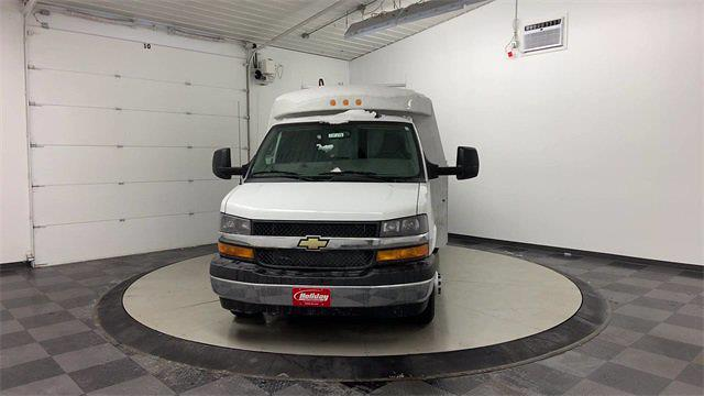 2021 Chevrolet Express 3500 4x2, Knapheide KUV Service Utility Van #21C226 - photo 27