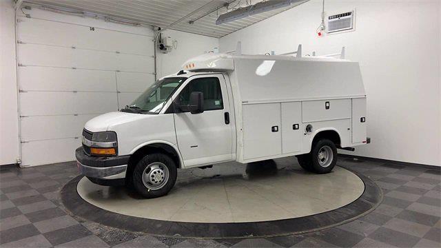 2021 Chevrolet Express 3500 4x2, Knapheide KUV Service Utility Van #21C226 - photo 28
