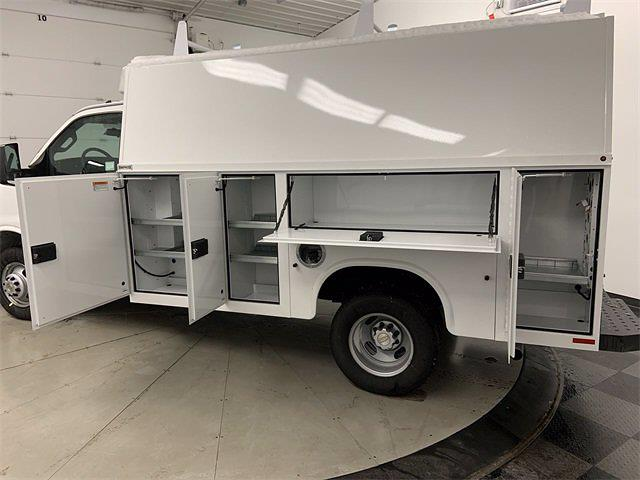 2021 Chevrolet Express 3500 4x2, Knapheide KUV Service Utility Van #21C226 - photo 3