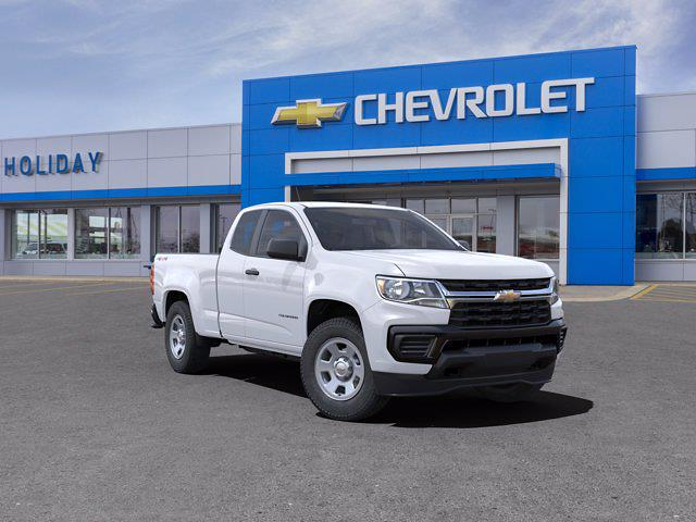 2021 Chevrolet Colorado Extended Cab 4x4, Pickup #21C244 - photo 3