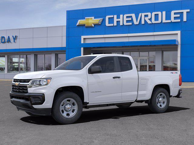 2021 Chevrolet Colorado Extended Cab 4x4, Pickup #21C244 - photo 1