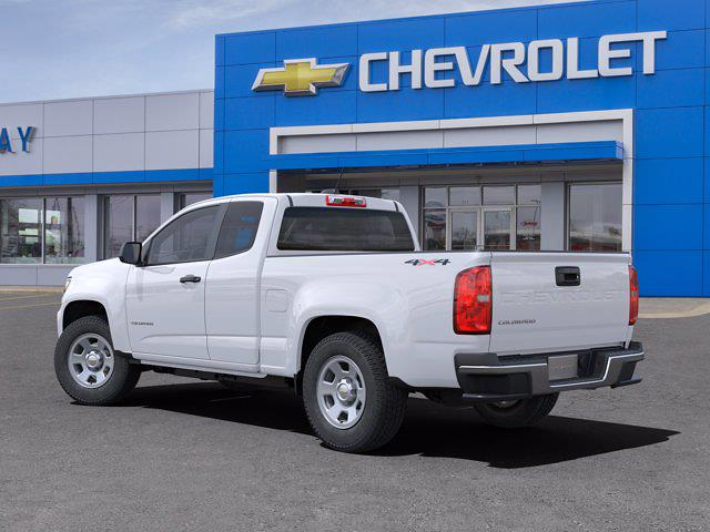 2021 Chevrolet Colorado Extended Cab 4x4, Pickup #21C244 - photo 2