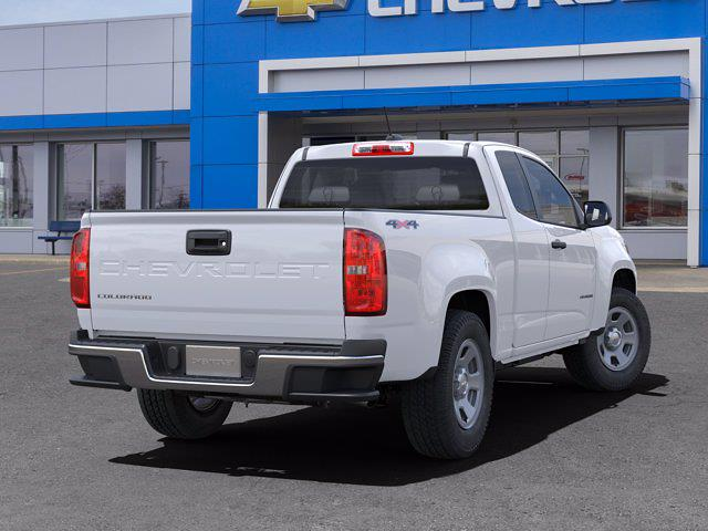 2021 Chevrolet Colorado Extended Cab 4x4, Pickup #21C244 - photo 4