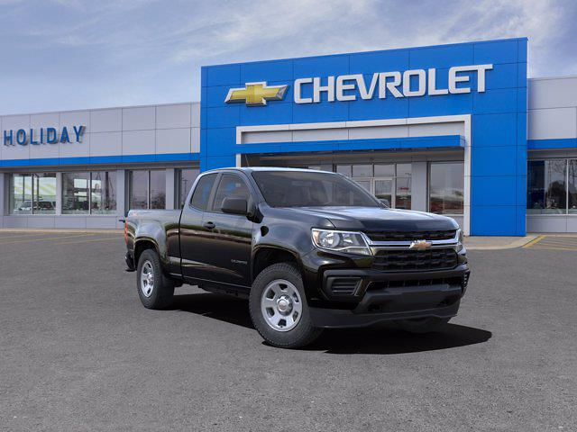 2021 Chevrolet Colorado Extended Cab 4x4, Pickup #21C246 - photo 1
