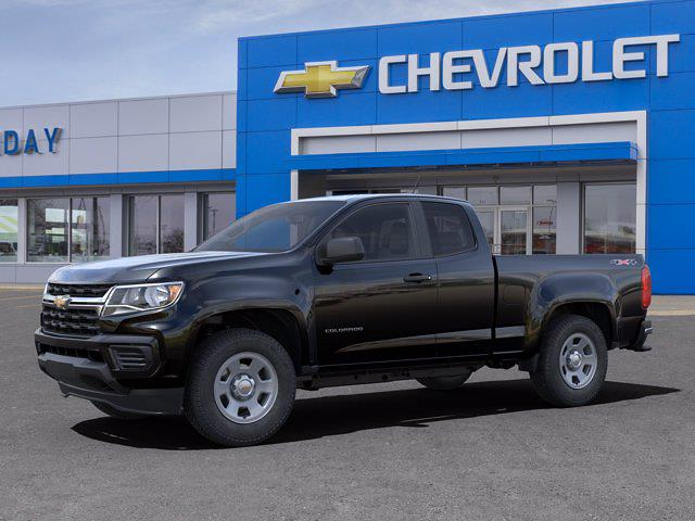 2021 Chevrolet Colorado Extended Cab 4x4, Pickup #21C246 - photo 3
