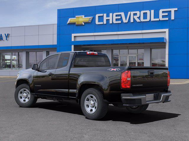 2021 Chevrolet Colorado Extended Cab 4x4, Pickup #21C246 - photo 4
