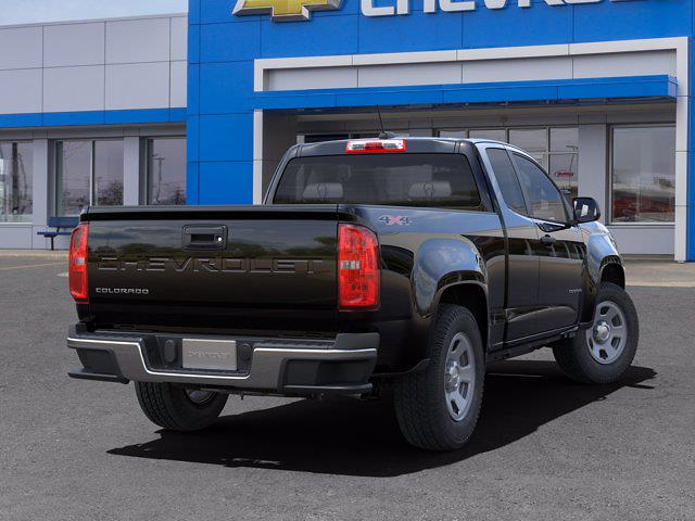 2021 Chevrolet Colorado Extended Cab 4x4, Pickup #21C246 - photo 2