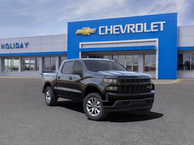 2021 Chevrolet Silverado 1500 Crew Cab 4x4, Pickup #21C272 - photo 1