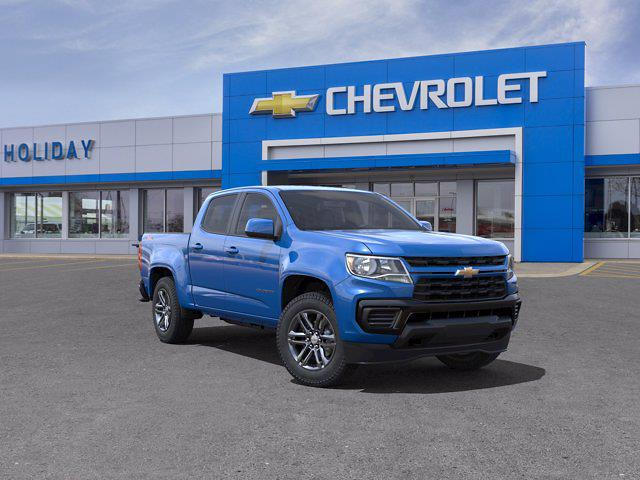 2021 Chevrolet Colorado Crew Cab 4x4, Pickup #21C321 - photo 1