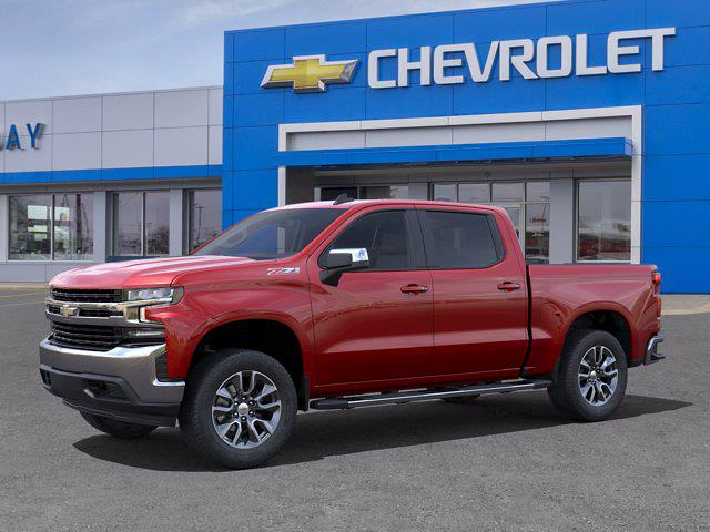 2021 Chevrolet Silverado 1500 Crew Cab 4x4, Pickup #21C326 - photo 3