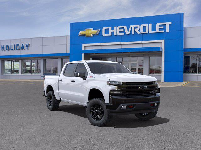 2021 Chevrolet Silverado 1500 Crew Cab 4x4, Pickup #21C332 - photo 1