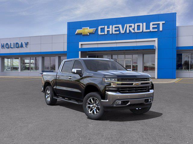 2021 Chevrolet Silverado 1500 Crew Cab 4x4, Pickup #21C358 - photo 1