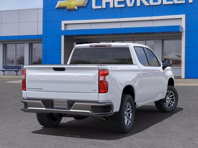 2021 Chevrolet Silverado 1500 4x4, Pickup #21C427 - photo 1