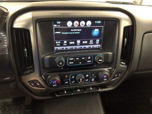 2018 Chevrolet Silverado 1500 Crew Cab 4x4, Pickup #21C427A - photo 17