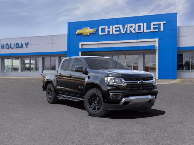 2021 Chevrolet Colorado Crew Cab 4x4, Pickup #21C43 - photo 1