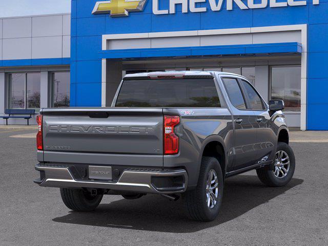 2021 Chevrolet Silverado 1500 4x4, Pickup #21C435 - photo 1