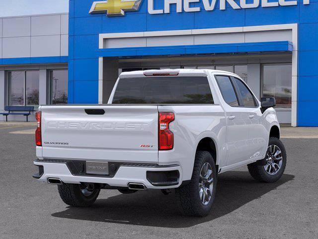 2021 Chevrolet Silverado 1500 Crew Cab 4x4, Pickup #21C438 - photo 1