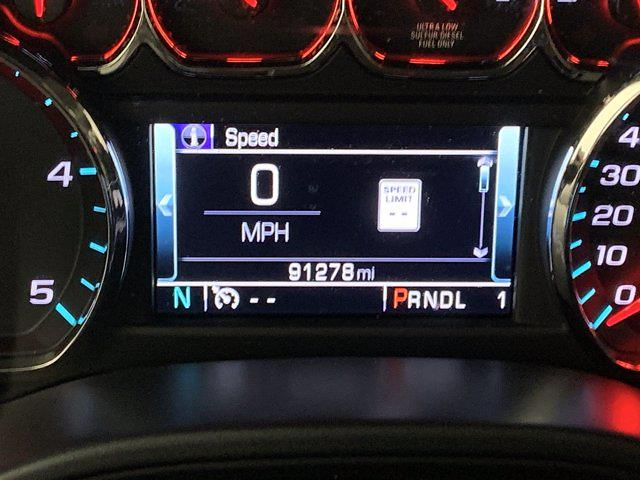 2017 Chevrolet Silverado 3500 Crew Cab 4x4, Pickup #21C440A - photo 17