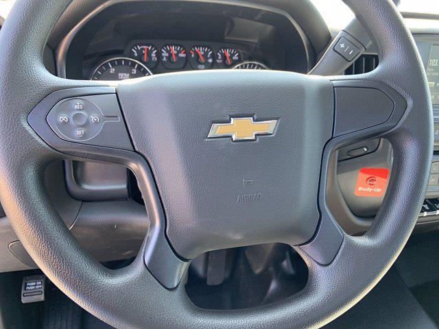 2021 Silverado 6500 Regular Cab DRW 4x2,  Monroe Truck Equipment Platform Body #21C441 - photo 12