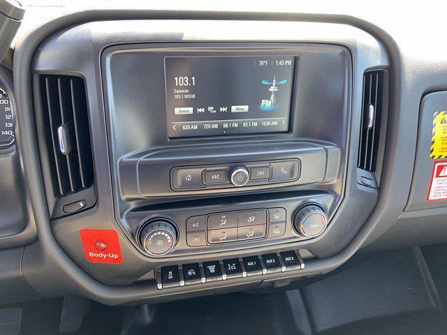 2021 Silverado 6500 Regular Cab DRW 4x2,  Monroe Truck Equipment Platform Body #21C441 - photo 14