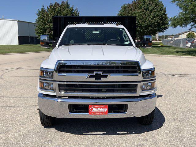 2021 Silverado 6500 Regular Cab DRW 4x2,  Monroe Truck Equipment Platform Body #21C441 - photo 25