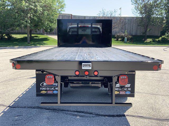 2021 Silverado 6500 Regular Cab DRW 4x2,  Monroe Truck Equipment Platform Body #21C441 - photo 28