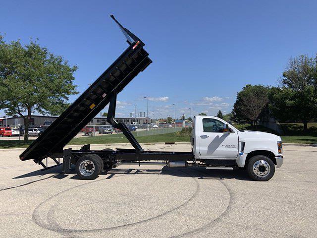 2021 Silverado 6500 Regular Cab DRW 4x2,  Monroe Truck Equipment Platform Body #21C441 - photo 29