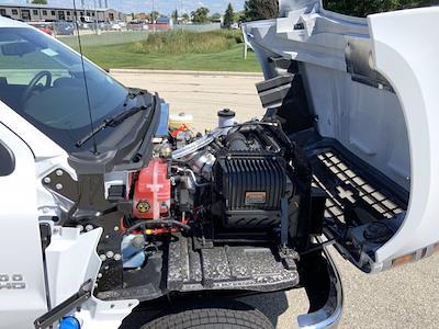2021 Silverado 6500 Regular Cab DRW 4x2,  Monroe Truck Equipment Platform Body #21C441 - photo 22
