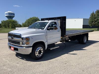 2021 Silverado 6500 Regular Cab DRW 4x2,  Monroe Truck Equipment Platform Body #21C441 - photo 26