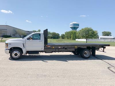 2021 Silverado 6500 Regular Cab DRW 4x2,  Monroe Truck Equipment Platform Body #21C441 - photo 27