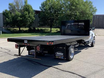 2021 Silverado 6500 Regular Cab DRW 4x2,  Monroe Truck Equipment Platform Body #21C441 - photo 2