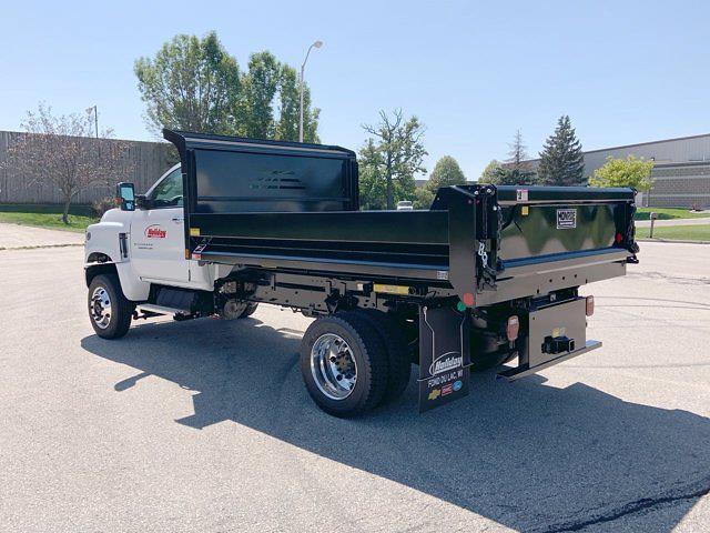 2021 Silverado 6500 Regular Cab DRW 4x4,  Monroe Truck Equipment Dump Body #21C442 - photo 3