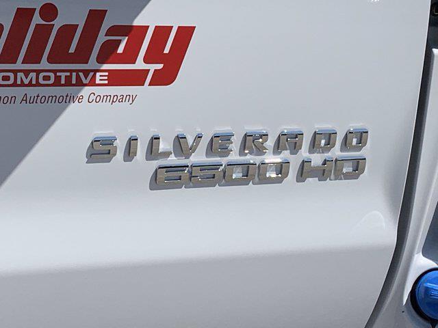 2021 Silverado 6500 Regular Cab DRW 4x4,  Monroe Truck Equipment Dump Body #21C442 - photo 25