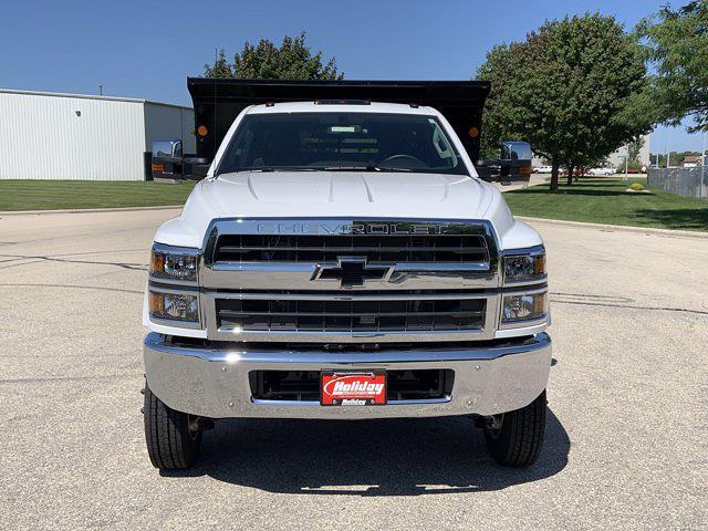 2021 Silverado 6500 Regular Cab DRW 4x4,  Monroe Truck Equipment Dump Body #21C442 - photo 27