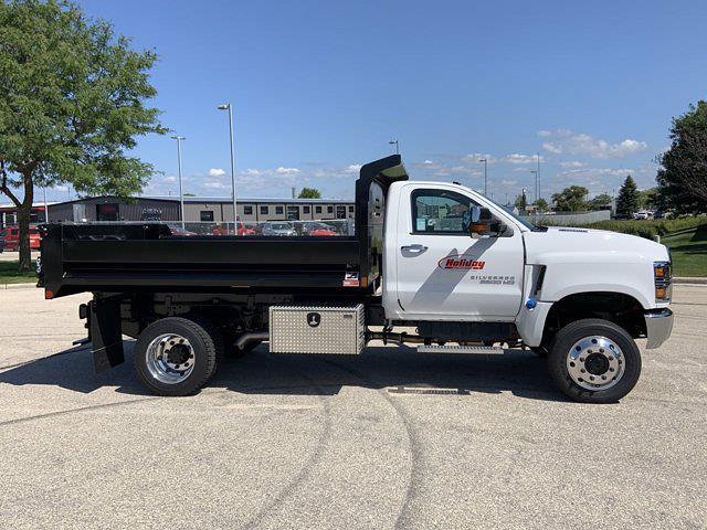 2021 Silverado 6500 Regular Cab DRW 4x4,  Monroe Truck Equipment Dump Body #21C442 - photo 31