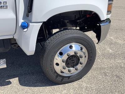 2021 Silverado 6500 Regular Cab DRW 4x4,  Monroe Truck Equipment Dump Body #21C442 - photo 26