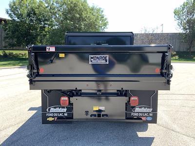 2021 Silverado 6500 Regular Cab DRW 4x4,  Monroe Truck Equipment Dump Body #21C442 - photo 30