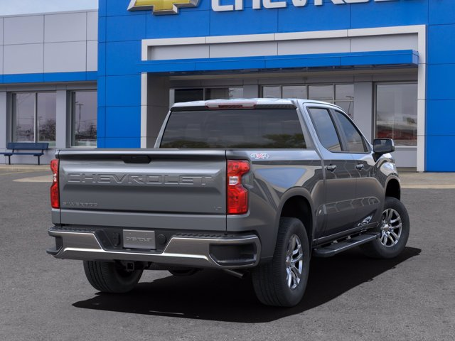 2021 Chevrolet Silverado 1500 Crew Cab 4x4, Pickup #21C65 - photo 1