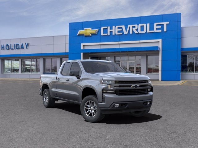2021 Chevrolet Silverado 1500 Double Cab 4x4, Pickup #21C85 - photo 1