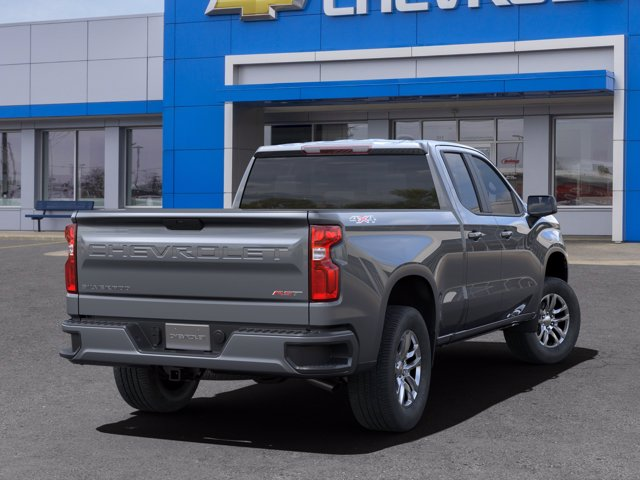 2021 Chevrolet Silverado 1500 Double Cab 4x4, Pickup #21C85 - photo 2