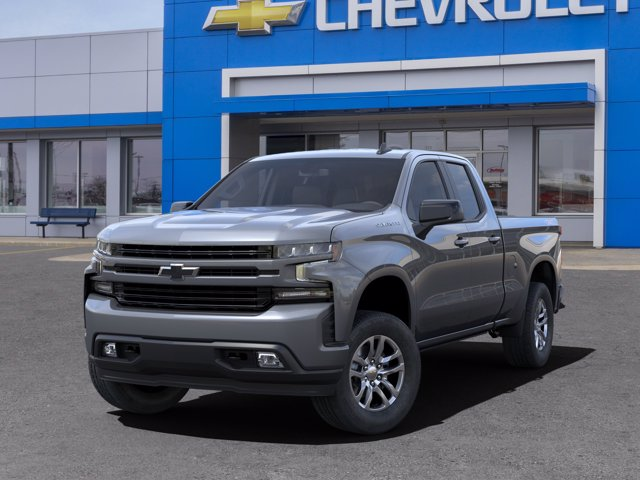 2021 Chevrolet Silverado 1500 Double Cab 4x4, Pickup #21C85 - photo 6
