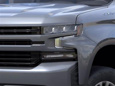 2021 Chevrolet Silverado 1500 Double Cab 4x4, Pickup #21C85 - photo 8
