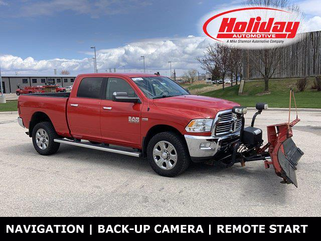 2018 Ram 2500 Crew Cab 4x4, Pickup #21F109A - photo 1