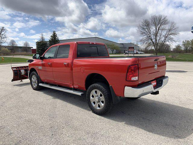 2018 Ram 2500 Crew Cab 4x4, Pickup #21F109A - photo 4