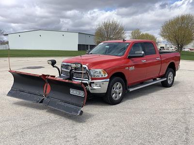 2018 Ram 2500 Crew Cab 4x4, Pickup #21F109A - photo 34