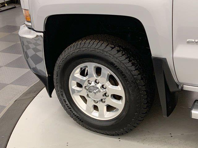 2015 Chevrolet Silverado 2500 Double Cab 4x4, Pickup #21F393A - photo 30