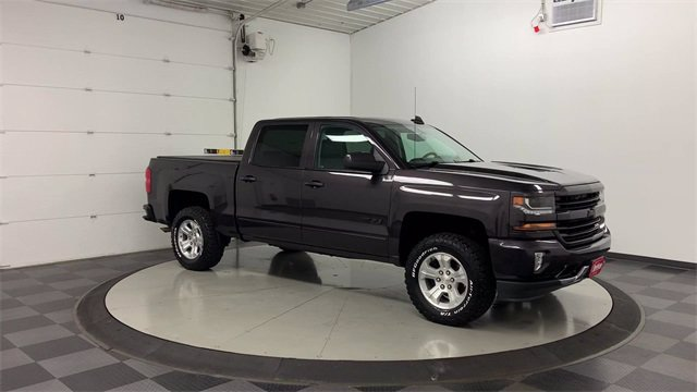 2016 Chevrolet Silverado 1500 Crew Cab 4x4, Pickup #21G488A - photo 32