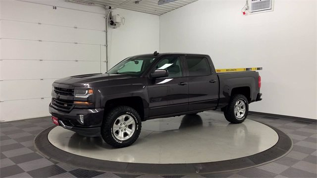 2016 Chevrolet Silverado 1500 Crew Cab 4x4, Pickup #21G488A - photo 34